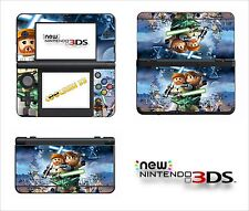SKIN STICKER AUTOCOLLANT - NINTENDO NEW 3DS - REF 198 LEGO STAR WARS