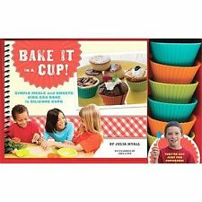 NEW Bake It in a Cup! by Julia Myall Hardcover Book (English)