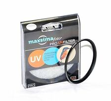 Maxsimafoto 52mm Pro UV filter protector fits Fuji 18mm f2 R Fujinon Lens
