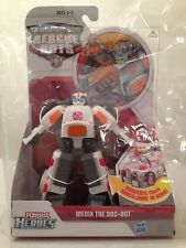 Medix the Doc-Bot TRANSFORMERS Rescue Bots 1st Series ambulance figure 2012 NEW