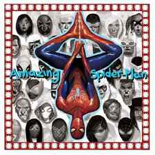 AMAZING SPIDERMAN 1 VOL 4 RARE TRIBE CALLED QUEST  HIP HOP VARIANT 2015 SERIES