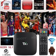 XGODY KODI 16.1 Fully loaded Smart TV BOX Quad Core Android Media Player WIFI