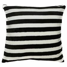 9+Colors Dot Striped Checked Leopard Print Soft Fleece Cushion Cover/Pillow Case