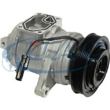 (Fits JEEP) 99-06 Wrangler 99-04 Grand Cheerokee 4.0L NEW A/C Compressor