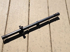VINTAGE WINCHESTER OEM FACTORY MODEL A5 TELESCOPE RIFLE SNIPER SCOPE W/MOUNTS