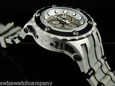 Invicta 17218 Subaqua Combat Sand Blasted Swiss Chrono Shark Grey Strap Watch