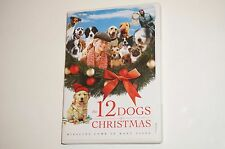 12 DOGS OF CHRISTMAS rare Family Comedy dvd JOHN BILLINGSLEY Adam Hicks