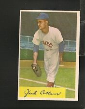 12077* 1954 Bowman # 204 Jackie Collum Ex-Mt