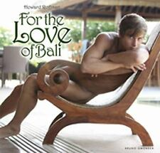 FOR THE LOVE OF BALI NEW HARDCOVER BOOK