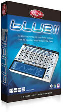 NEW Rob Papen Blue II 2 Synthesizer Pro Tools Cubase Plug In PC/MAC