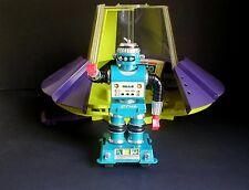 IDEAL ZEROIDS  SPACE EXPLORER  With ZERAK ROBOT 1967 MATT MASON era 1966