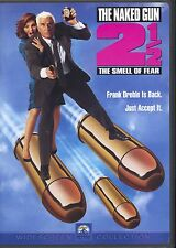 The Naked Gun 2 1/2: The Smell of Fear (DVD, 1991, Widescreen)