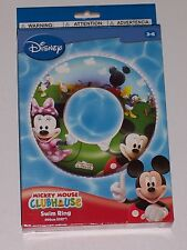 """DISNEY MICKEY MOUSE CLUBHOUSE SWIM RING 22"""""""