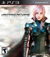 PLAYSTATION 3 PS3 GAME LIGHTING RETURNS FINAL FANTASY XIII 13 BRAND NEW SEALED