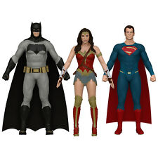 Batman v Superman: Dawn of Justice Bendable Action Figure Set