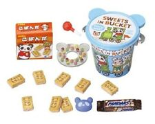 MEGAHOUSE Panda Shop #6- Bucket of Sweets (Rement mini 1:6 Barbie kitchen food)