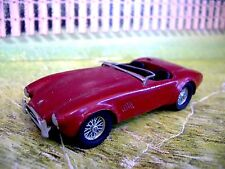 1/43 AUTO REPLICAS(England) AC Cobra 289 Handmade White Metal Model Car