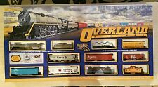 Bachmann Trains Overland Limited Ready To Run Ho Scale Train Set 614 Controller