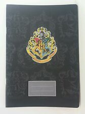 Harry Potter 'Hogwarts Crested' Exercise Book
