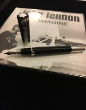Montblanc Meisterstuck Limited Edition John Lennon Fountain Pen with box