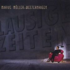 Marius Müller-Westernhagen - Lausige Zeiten / WEA RECORDS CD 1986