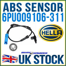 HELLA ABS WHEEL SPEED SENSOR MINI Convertible (R52) Cooper S 07.04-11.07