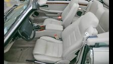 New jaguar XJS coupe or convertible leather seat covers 1995-1996