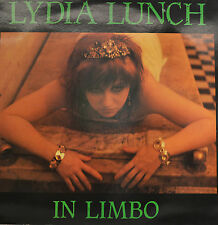 """LYDIA LUNCH - IN LIMBO - LP 12"""" (S388)"""