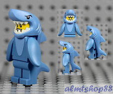 LEGO Series 15 - Shark Suit Guy Minifigure Costume Mascott 71011 Collectible CMF