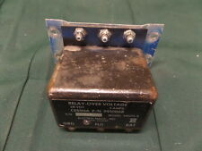 TWIN CESSNA 310 Q OVER VOLTAGE RELAY 9910068 MODEL EM201-3 ELECTRO-MECH