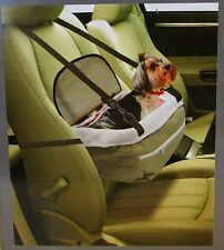 PET BOOSTER SEAT Up To 15lbs Fit Most Car NEW Dog Carrier Pet Carrier