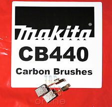 Makita CB440 Carbon Brushes 194427-5 DTD146 DHP456 DHP458 DTW251 BHP451 BHP452