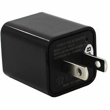 8GB 1080P AC Adapter US Plug USB Pen Charger Hidden Camera Spy Video Loop Record