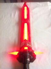Disney KYLO REN Lightsaber - STAR WARS: AUTHENTIC Motion & Sound FX!!