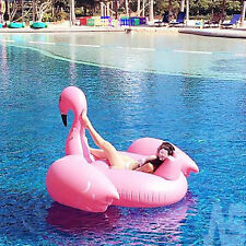 Summer Swimming Pool Giant Rideable Flamingo Inflatable Float Toy Good quality