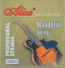 Cuerdas de acero, Cadenas, Cuerdas de Mandolina para mandolina