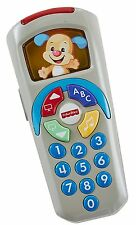 Fisher Price Laugh & Learn Puppy's Remote Over 35 Songs Phrases & More READ B038