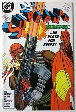 Superman #4 (Apr 1987, DC) (C3799)