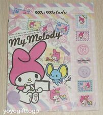 2014 Sanrio Japan My Melody package of Letter Set Stationery # 2