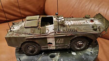 1/35 Soviet BRDM-1 reconnaissance armored scout car PRO BUILD AND PAINTED