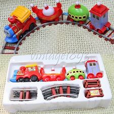 Halloween Christmas Xmas Small Orbit Train Children Kid Baby Toys Gift