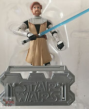 "OBI WAN KENOBI Legacy Of Terror CLONE WARS Loose 2010 3.75"" Inch ACTION FIGURE"