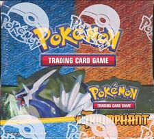 Pokemon HeartGold SoulSilver Triumphant Brand New Factory Sealed Booster Box