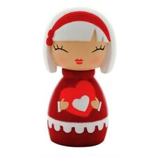 NIP Momiji Sister Doll Button 2008 Message Doll Hand Painted