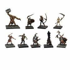 EVIL DEAD MINIATURES SET - DUNGEON SAGA - MANTIC GAMES - HEROQUEST -