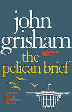 Pelican Brief, By Grisham, John, Grisham,in Used but Acceptable condition