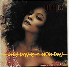 Every Day Is a New Day by Diana Ross CD 1999 Motown Records