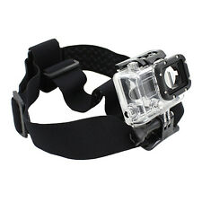 Head Strap Mount Belt Headband For GoPro GO PRO HD Hero 2/3 Camera Intriguing