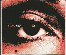Silent Majority BLOOD RED Redwood Records EP 5TRX UNRELEASED LIMITED CD 2001 USA
