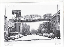 "*Postcard-""1935 Arch"" (Biggest Little City In The World)  @ Reno, NV (#88)"